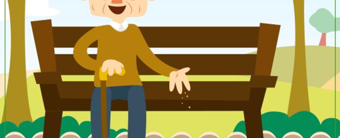 Cambios que afectan nuestra alimentación al hacernos mayores