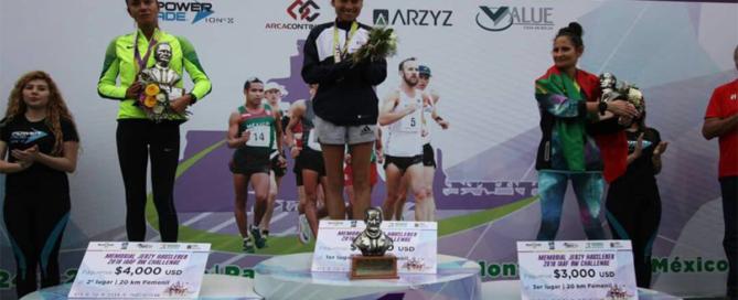 Subcampeona olímpica, Lupita González, clasifica a JCC Barranquilla 2018