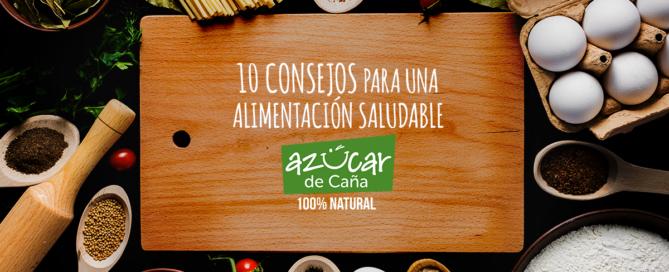 10 consejos para una alimentación saludable.
