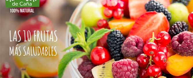 Las frutas más saludables
