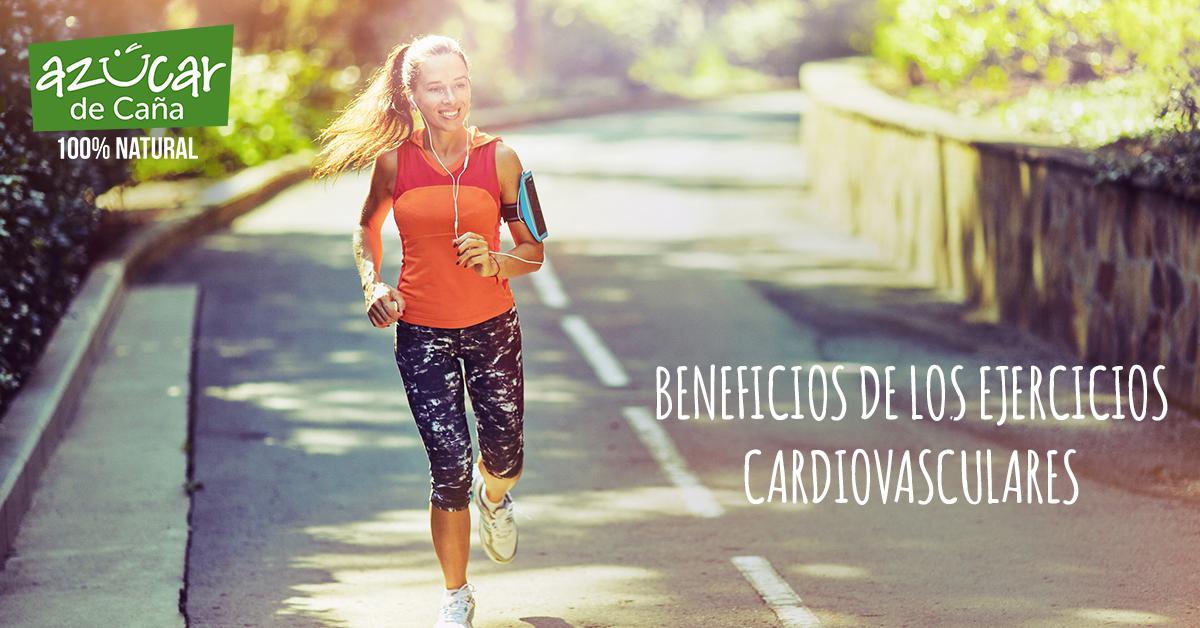 Beneficios de los ejercicios cardiovasculares