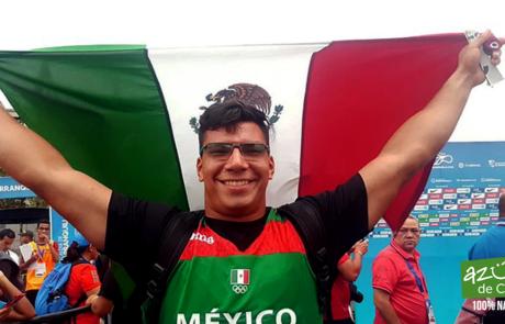 Thor Mexicano listo para enfrentar al mundo