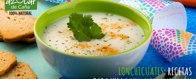 Lonchicuates: Recetas para una sana alimenatación