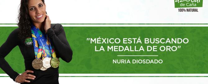 A 100 días de Lima 2019: Nuria Diosdado sigue trabajando