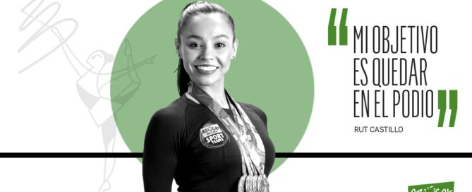 Rut Castillo busca el podio en Panamericanos