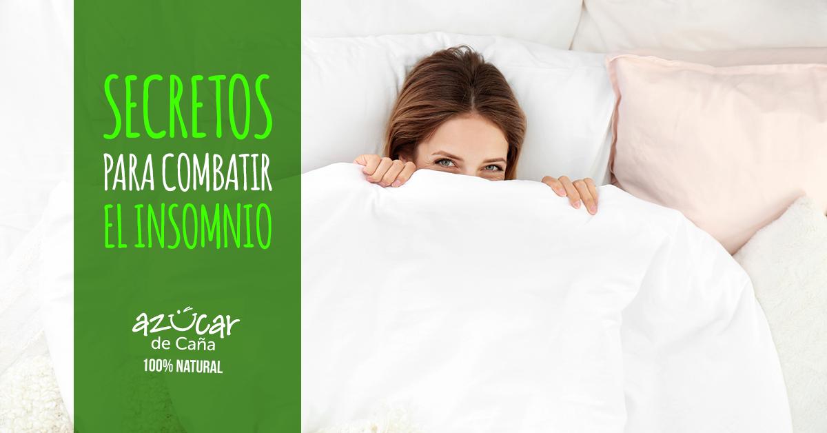 5 secretos para combatir el insomnio