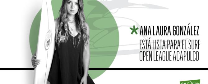 Ana Laura González retoma su camino competitivo